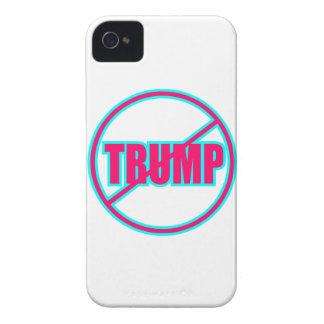 Triunfo anti de encargo ningún triunfo Democratic iPhone 4 Funda