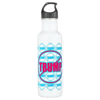 Triunfo anti ninguna botella de agua inoxidable de