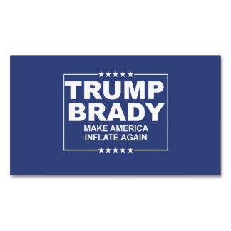 Triunfo Brady 2016 Tarjetas De Visita Magnéticas (paquete De 25)