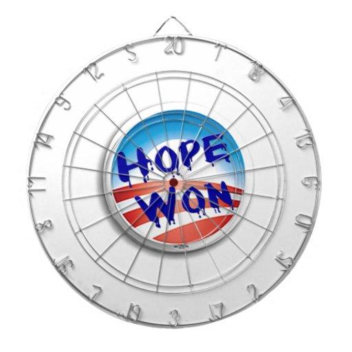 Triunfo de la esperanza