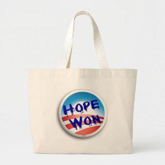 Triunfo de la esperanza bolsas de mano