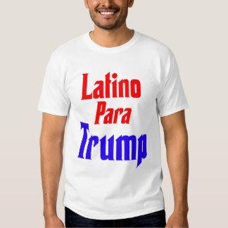 Triunfo de Para del Latino Playera