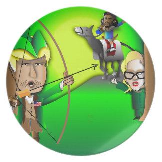 Triunfo de Robin Hood Platos De Comidas