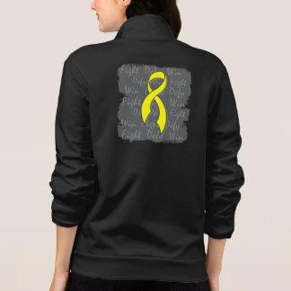 Triunfo del desafio de la lucha del sarcoma camisetas