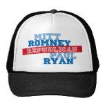 Triunfo del voto del funcionamiento de Romney Ryan Gorros Bordados