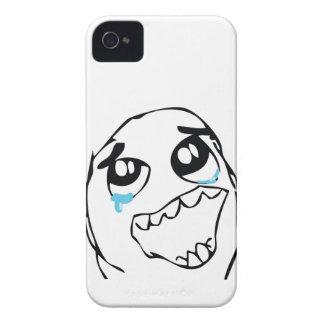 Triunfo épico Case-Mate iPhone 4 protector