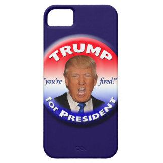 TRIUNFO para el presidente Funda Para iPhone SE/5/5s