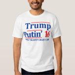 Triunfo - Putin 2016 Remera