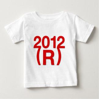 Triunfo republicano en 2012 playeras