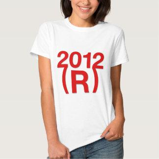 Triunfo republicano en 2012 polera