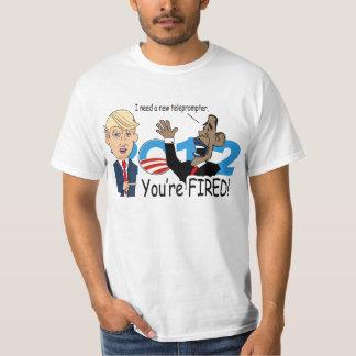 Triunfo y camisa de Obama
