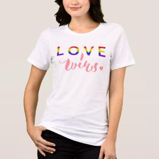 Triunfos del amor - diseño de la tipografía de las camisas