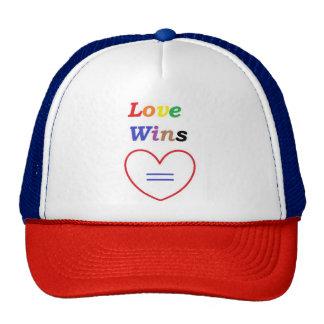 Triunfos del amor - gorra