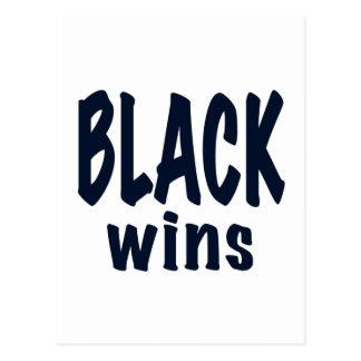 Triunfos del negro, triunfos de Obama Postal