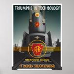 TRIUNFOS EN TECNOLOGÍA: El T1 de Pennsy Póster