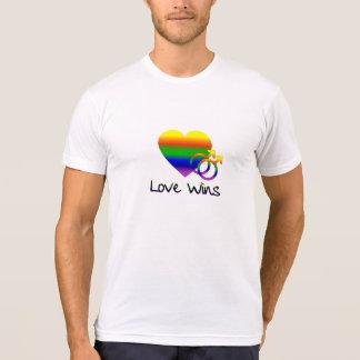 ¡Triunfos gay del amor! Tee Shirts