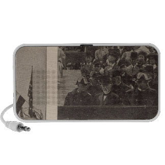 Triunfos navales, educativos, Seattle, lavado iPod Altavoces
