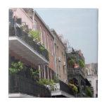 Trivet New Orleans Scene 5 Tile