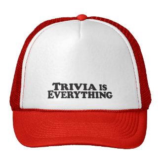 Trivia Everything - Trucker Hat