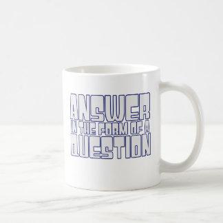 Trivia Fan Classic White Coffee Mug