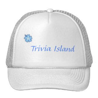 Trivia Island Hat