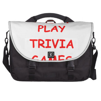 trivia bags for laptop