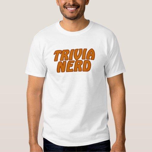 TRIVIA NERD TEE