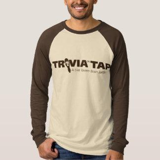 Trivia on Tap long sleeve -- logo T Shirt