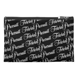 Trivial Pursuit Logo Travel Accessory Bag