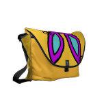 Trixie - la bolsa de mensajero (amarillo) bolsa messenger