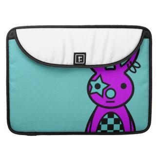 Trixie - Macbook Sleeve (Cyan)
