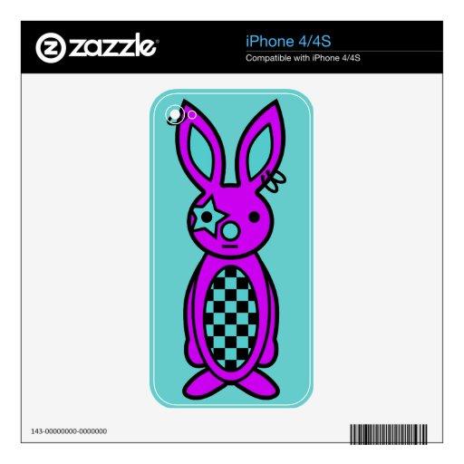 Trixie - piel de Iphone - (ciánico) iPhone 4S Skin
