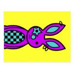 Trixie - postal (amarillo)