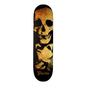 Trixster Skateboards - Death Valley Gangster