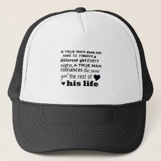 trmrom trucker hat