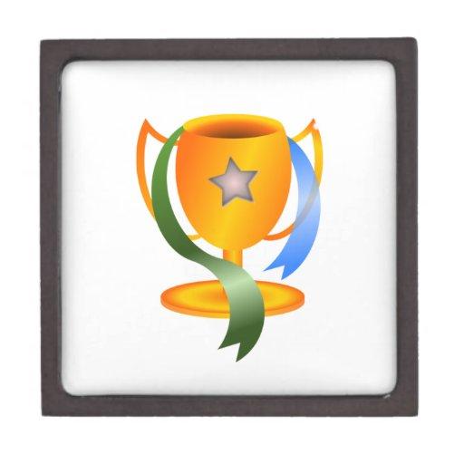 Trofeo Caja De Joyas De Calidad