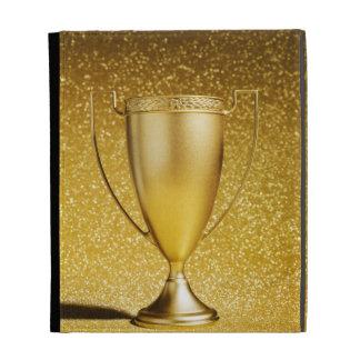 Trofeo de la taza del oro