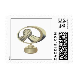 Trofeo del pulso sello