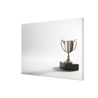 Trofeo Impresiones En Lona Estiradas