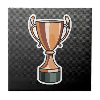 Trofeo liso tejas