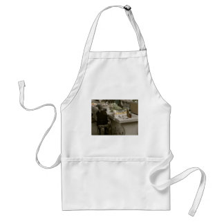 Trogir 17 adult apron