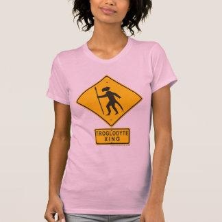 Troglodita XING Camisetas