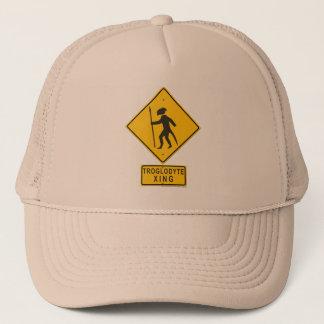 Troglodyte XING Trucker Hat