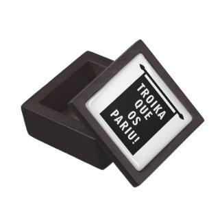 Troika Que os Pariu Premium Jewelry Boxes