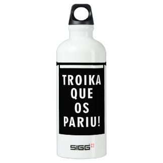 Troika Que os Pariu Water Bottle