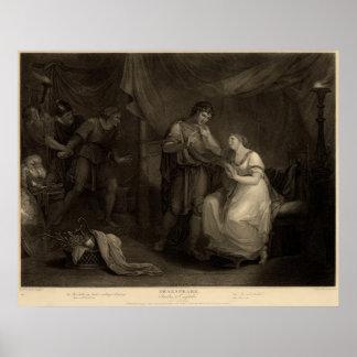 Troilus and Cressida Poster