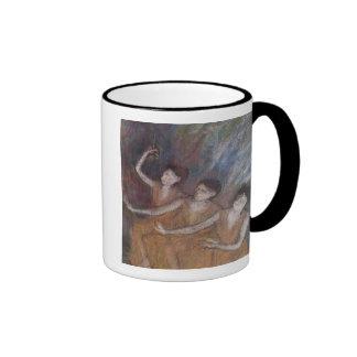 Trois Danseuses (pastel on paper) Coffee Mug