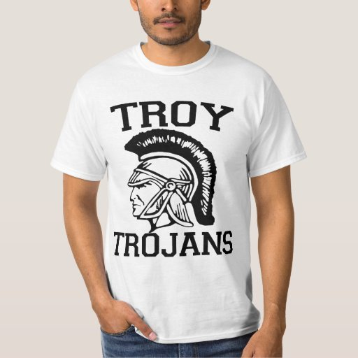 Trojan de Troy Camisas