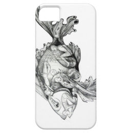 Trojan Fish iPhone Case