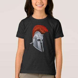 Trojan Helmet Girls T-Shirt